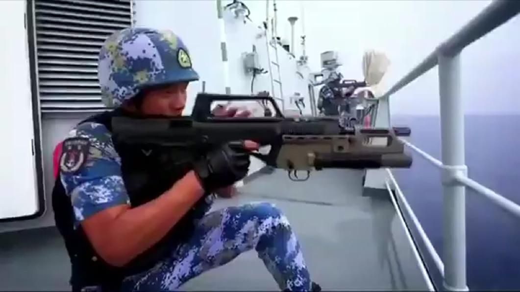 巷戰模擬、四大海域演習 解放軍全盤軍演警告味濃