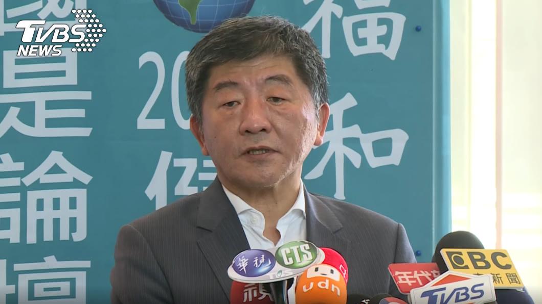 (圖/TVBS) 陳時中「健保要漲」說完走人!專家全看傻…醫重砲開轟
