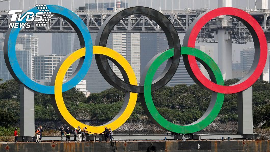 東京奧運延至2021舉辦,日本擬有條件開放外國遊客入境。(圖/達志影像路透社) 配合2021東奧 日擬「有條件」開放觀光客入境