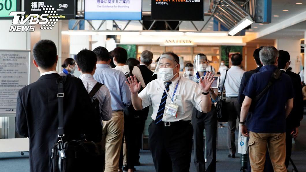 日本、南韓將重啟商務客往來,估計一週內達成共識。(圖/達志影像路透社) 日韓擬重啟商務客往來 預計一週內達成共識