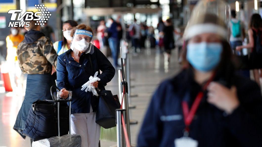 (圖/達志影像路透社) 全球新冠肺炎疫情持續蔓延 最新情報一覽