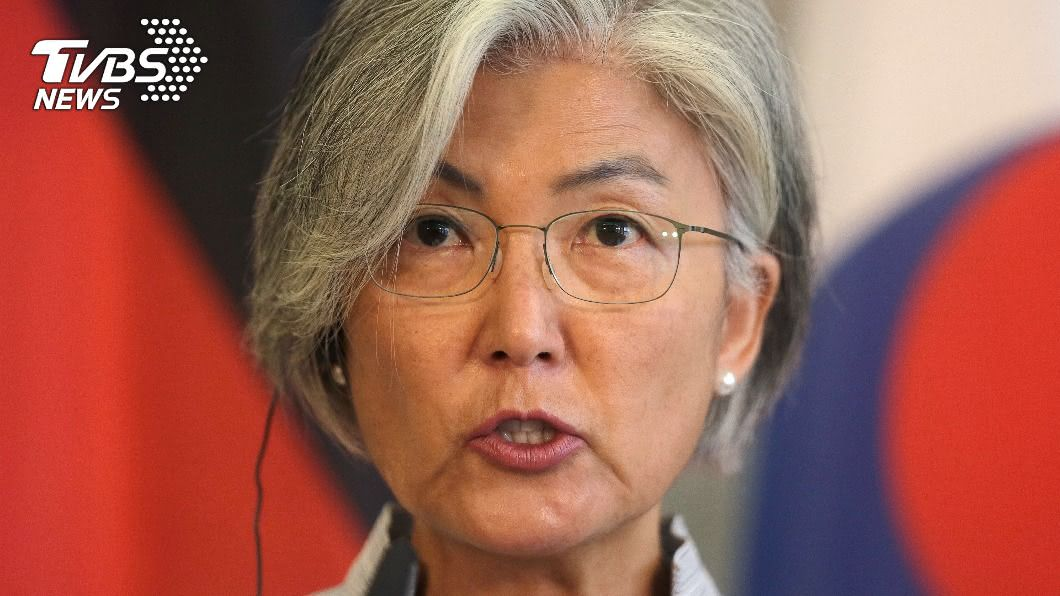 圖/達志影像美聯社 「總不能一直窩在家」 韓外長丈夫出國引眾怒