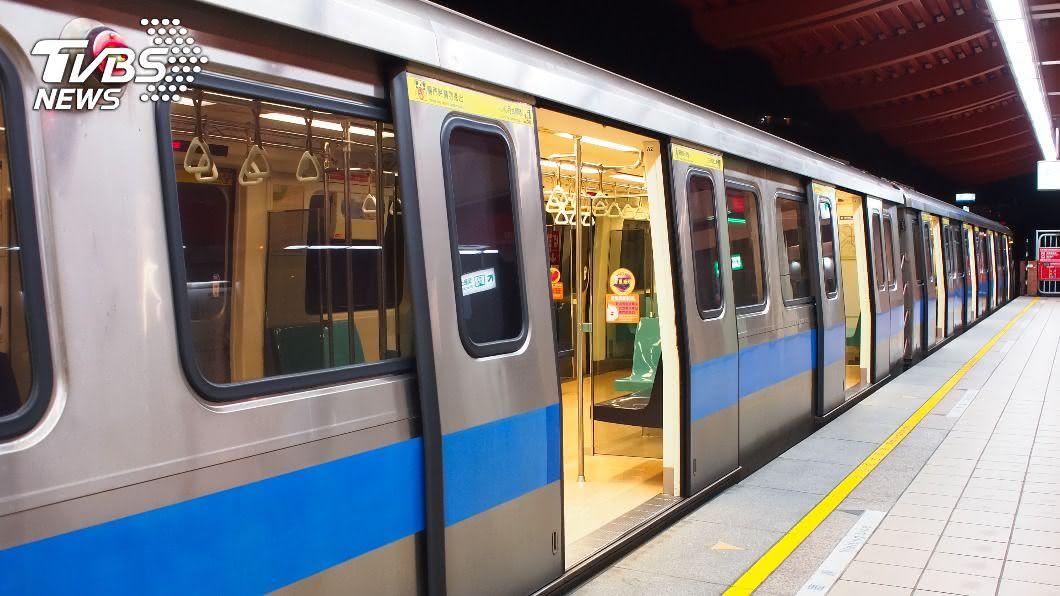 (示意圖/shutterstock 達志影像) 捷運復興崗站傳有女子持刀 警:放在手提包內