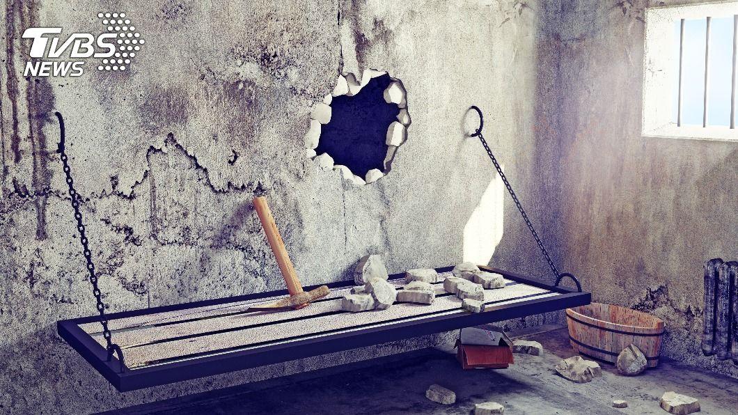 示意圖/shutterstock 達志影像 隔離上演越獄風雲 印尼船員在韓隔離「挖牆逃脫」