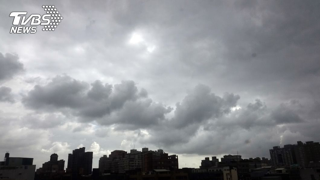 (圖/中央社) 國慶日北台灣多雲短暫雨 中南部多雲到晴