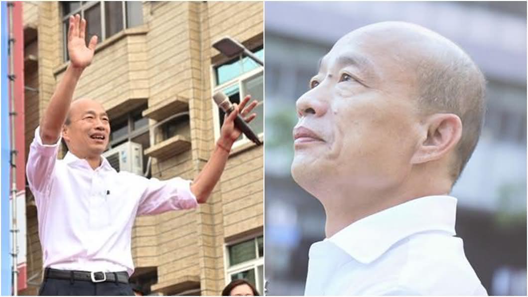 (圖/翻攝自韓國瑜臉書) 韓國瑜頻頻「被參選」幕僚氣炸 網酸:綠營非常怕他