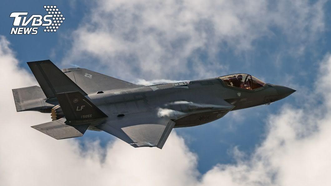 面對大陸威脅,美國防部卸任官員表示應租借F-35匿蹤戰機給台。(示意圖/shutterstock 達志影像) 防共軍頻侵擾 美前國防官員:應租F-35戰機給台