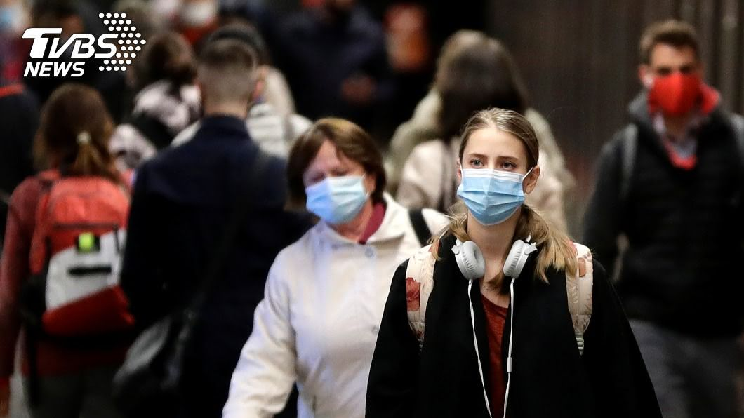 俄羅斯、烏克蘭及波蘭確診數創單日新高,捷克已逾10萬人染疫。(圖/達志影像路透社) 捷克連3天創單日確診新高!新冠肺炎最新情報