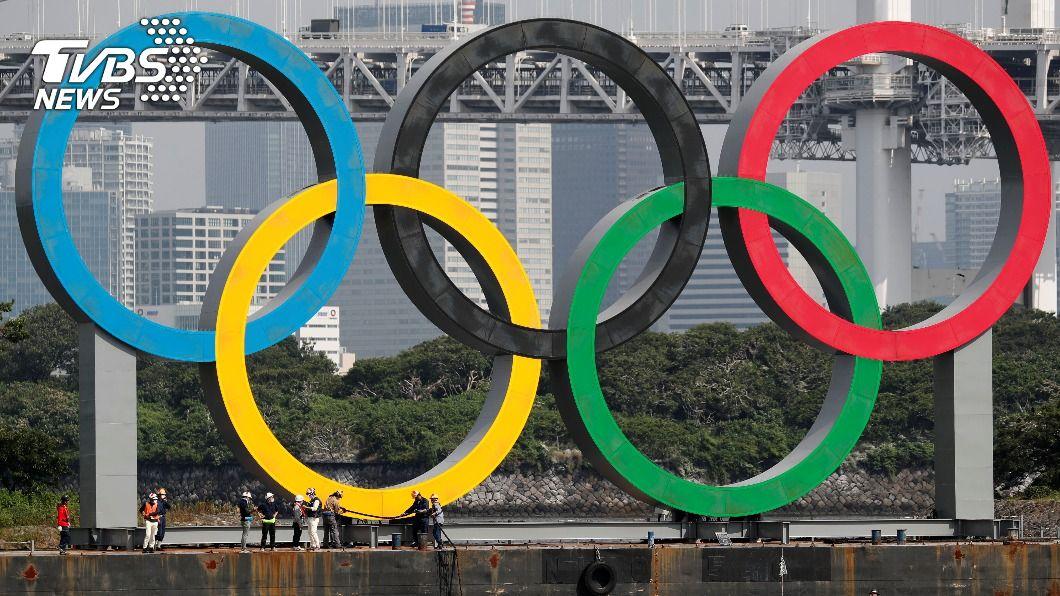 東京將在11月8日舉辦國際體操賽,此舉被認為在為明年奧運熱身。(圖/達志影像路透社) 為明年奧運暖身? 東京11月舉辦國際體操賽