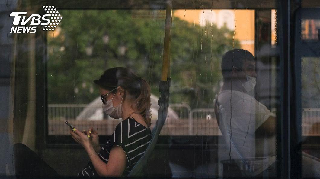 (圖/達志影像路透社) 俄羅斯武漢肺炎疫情 單日新增確診病故皆創新高