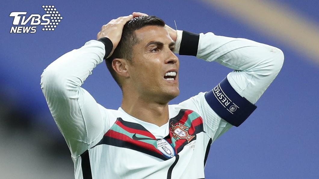 葡國足球明星「C羅」確診新冠肺炎。(圖/達志影像路透社) C羅確診新冠肺炎! 「無症狀感染」隔離中
