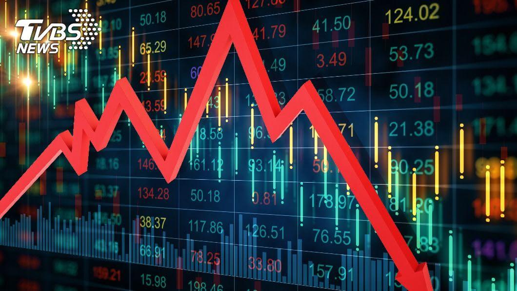 圖/shutterstock達志影像 美股收低 延續前一交易日跌勢