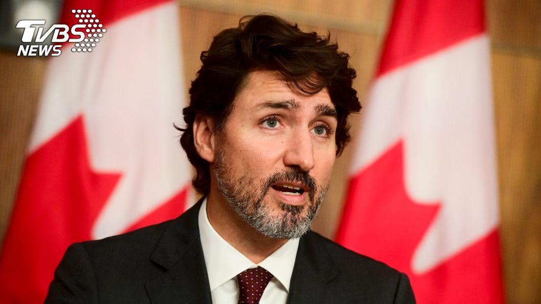 加拿大總理杜魯道。(圖/達志影像美聯社) 關切香港、新疆人權 加國警告陸:脅迫外交沒好處