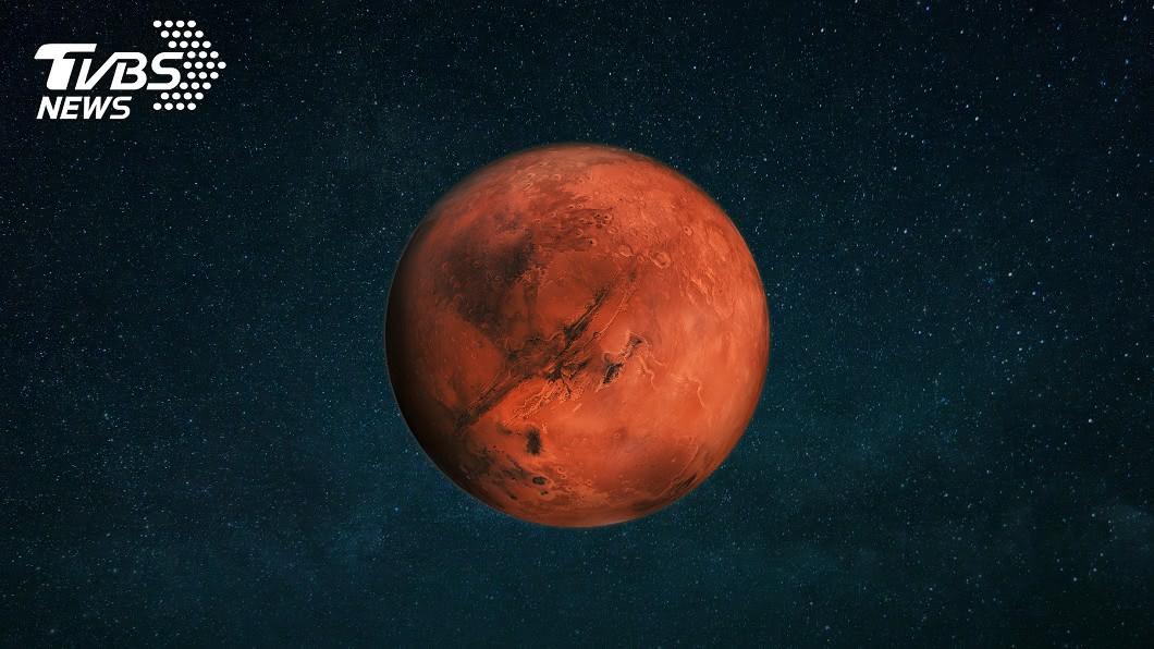 「火星衝」今晚來了。(示意圖/shutterstock達志影像) 錯過再等15年!罕見「火星衝」今登場 最佳觀測時間曝