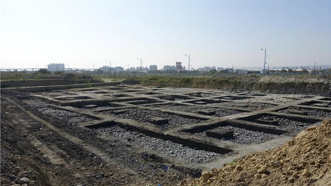 圖/台中文資會 台中13期重劃區挖出千年遺址 建商遭令停工還要賠3億