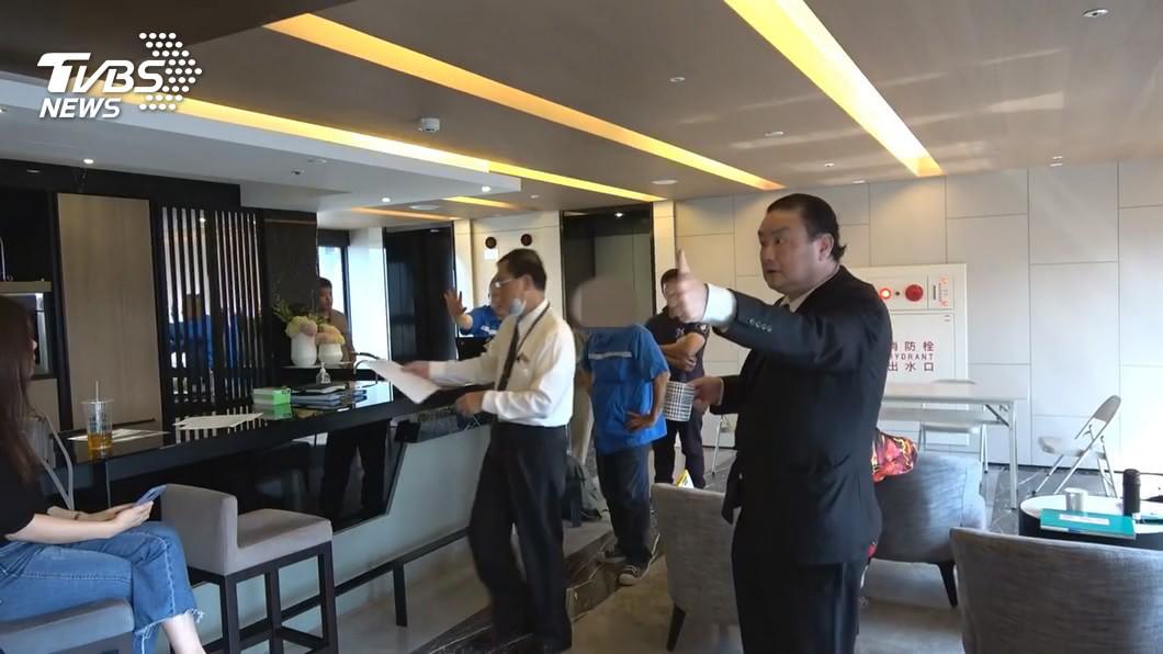 (圖/TVBS) 檢察官劉承武未經核准兼任管委會主委 檢審會決議警告