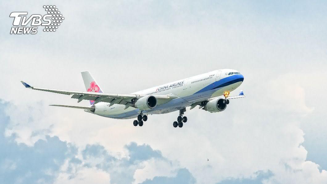 示意圖/shutterstock 達志影像 華航空中驚見「空中飛人」! 美國FBI介入調查