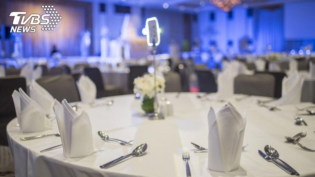 婚宴上有許多眉角,容易壞了賓客的興致。(示意圖/shutterstock達志影像) 新人請注意!參加婚宴最討厭10件事 地點、菜色都上榜