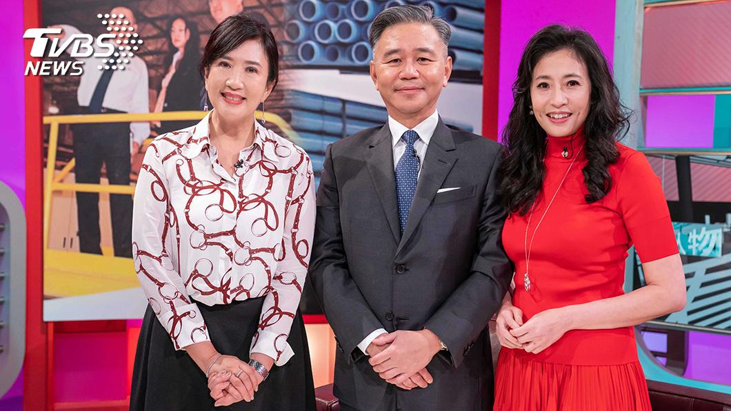 《TVBS看板人物》主持人方念華專訪王文祥夫婦。圖/TVBS 面臨死亡能怎樣呢? 王文祥:每一天都是平凡的奇蹟
