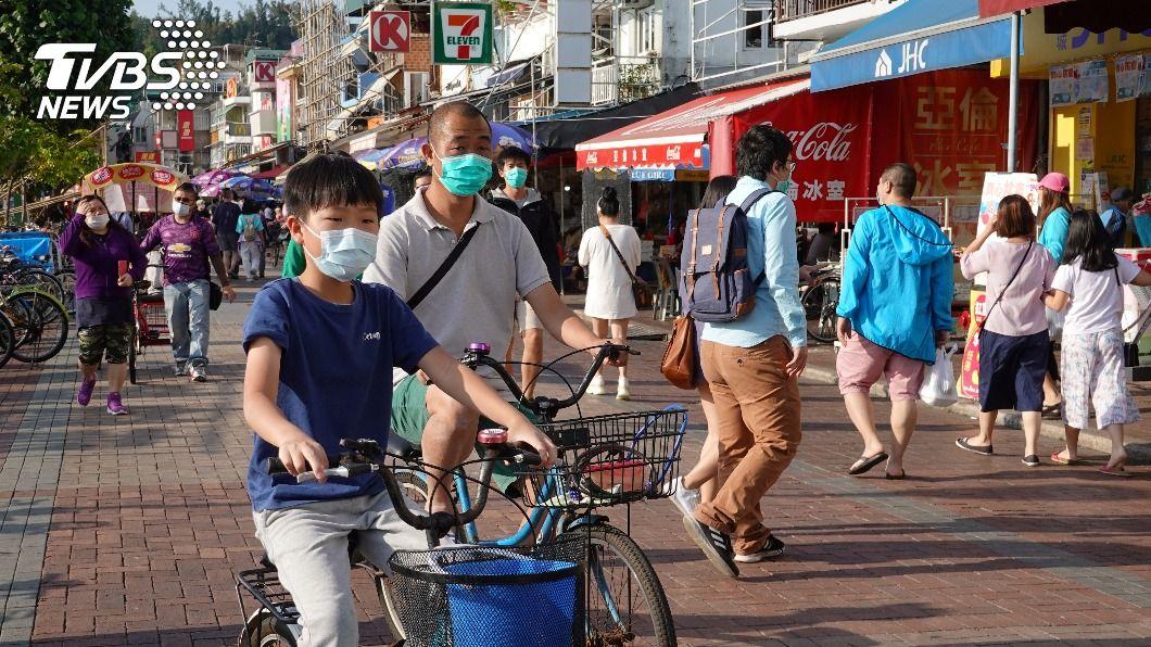 台灣一向為香港人熱門旅遊景點之一。(圖/達志影像路透社) 香港新加坡將推「旅遊泡泡」 旅遊業人士盼盡快落實