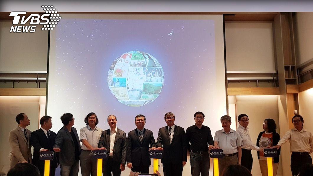 「國家文化記憶庫」網站將於10月17日台灣文化日正式上線。(圖/中央社) 「國家文化記憶庫」網站上線 邀全民共筆書寫
