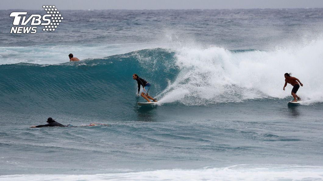 夏威夷經濟幾乎完全倚靠旅遊觀光業。(圖/達志影像路透社) 夏威夷實施行前防疫檢測 旅客入境無須隔離