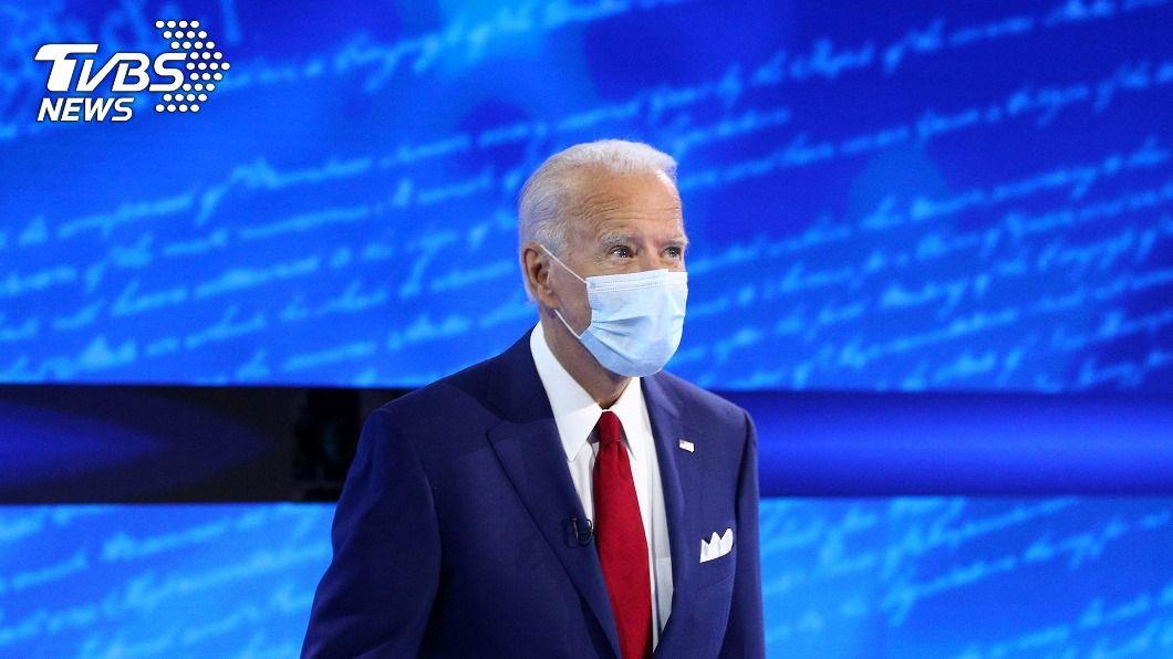 美總統第2場辯論取消,川普和拜登分別舉行市民大會對決。(圖/達志影像路透社) 市民大會強碰「搶觀眾」 拜登收視率勝川普
