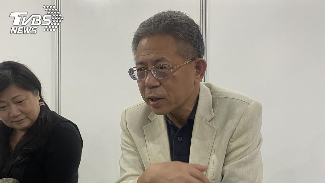 勞動部次長林三貴表示,目前印尼移工安置費議題還不明確。(圖/中央社) 印尼要求「移工安置費」? 勞動部:消息不明確