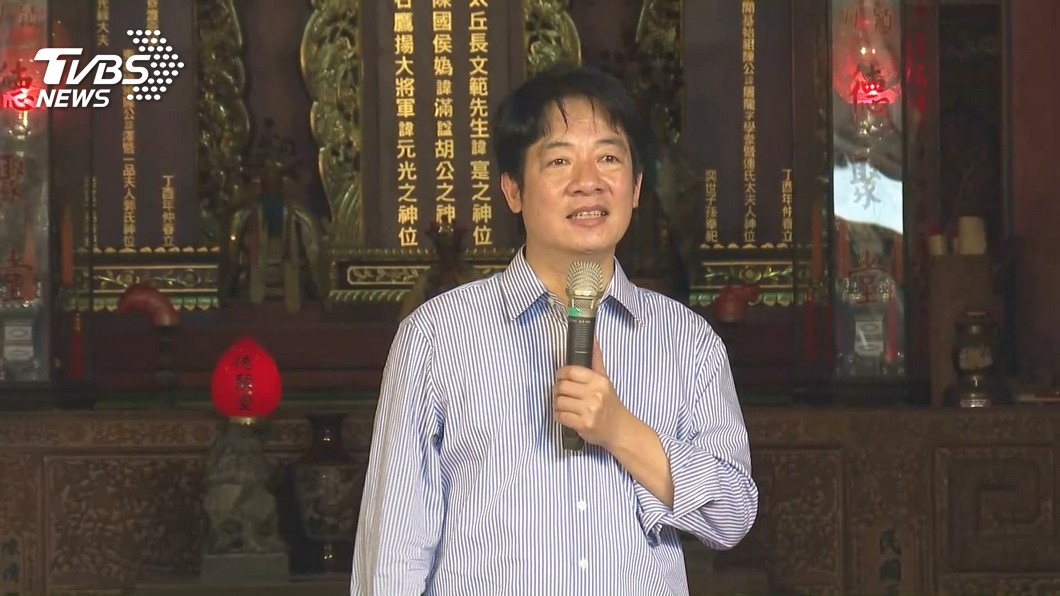 拚2024聲量? 「最忙副總統」台南首見粉絲