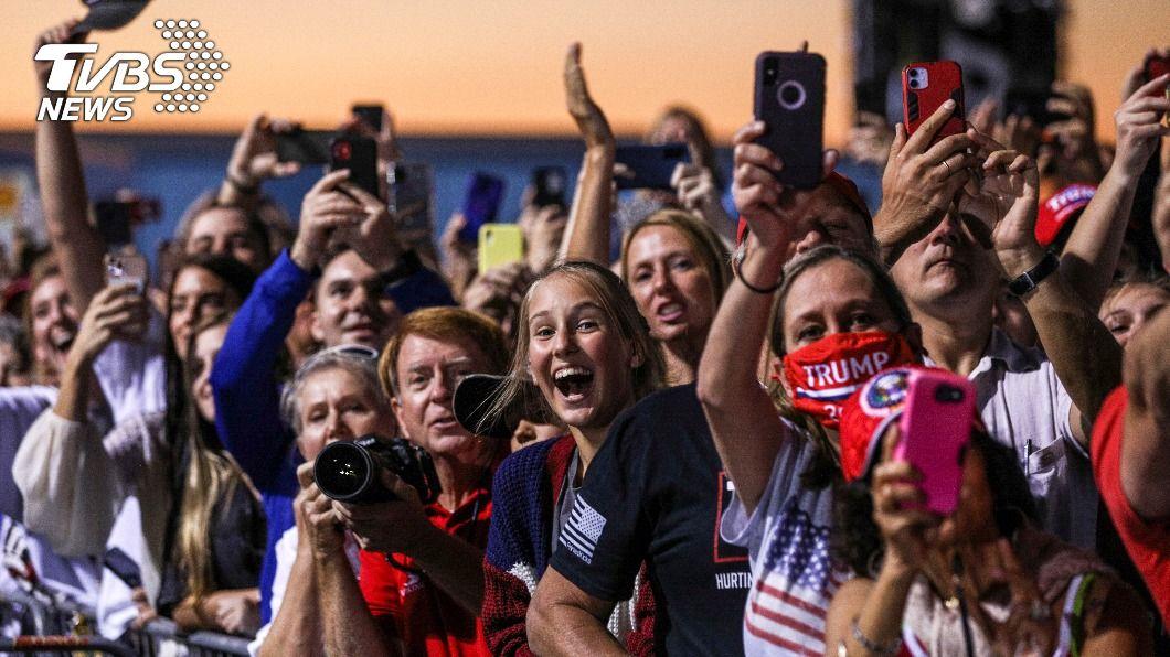 圖/達志影像路透社 美提前投票超踴躍 逾2千萬人投票創新高