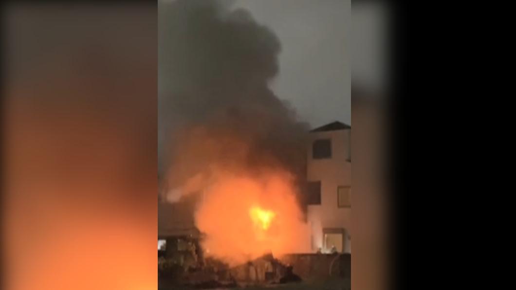男放火燒公寓突反悔逃命 慘害鄰居活活被燒死