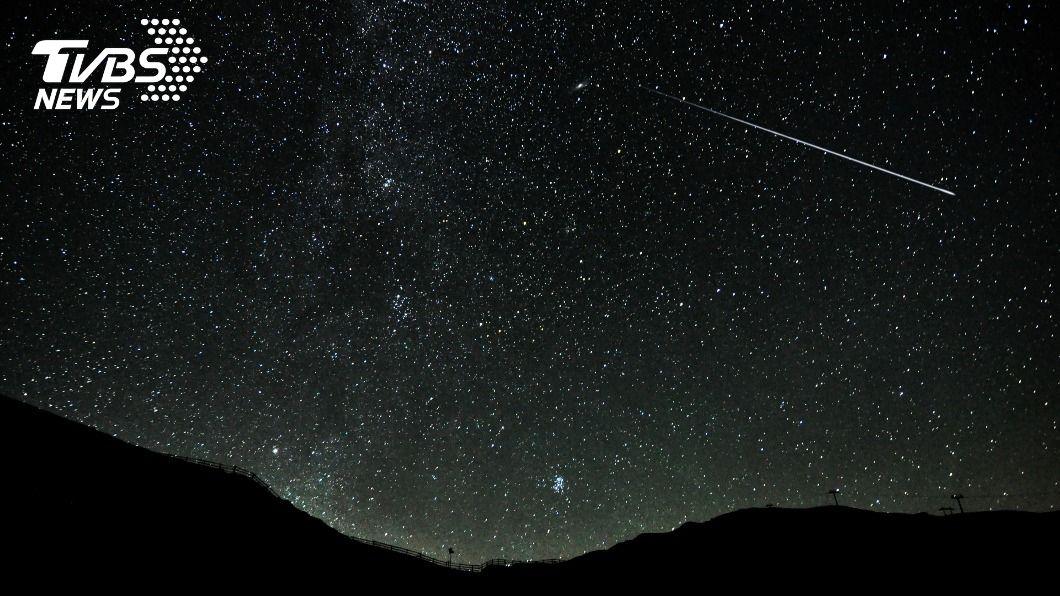 獵戶座流星雨極大期曝光!每小時可見20顆