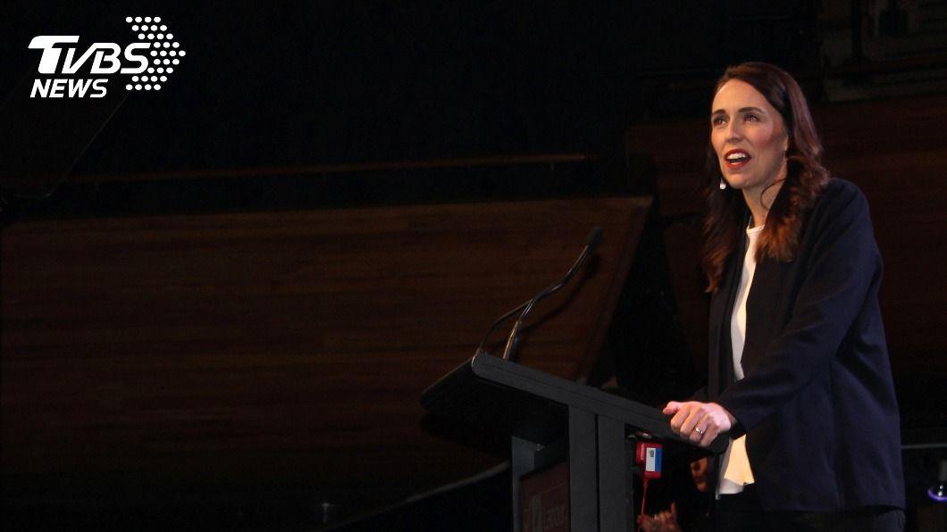 紐西蘭執政工黨國會選舉取得壓倒性勝利,黨魁阿爾登表示將在2、3週內籌組政府。(圖/達志影像路透社) 紐西蘭大選工黨獲勝 黨魁阿爾登:2-3週籌組政府