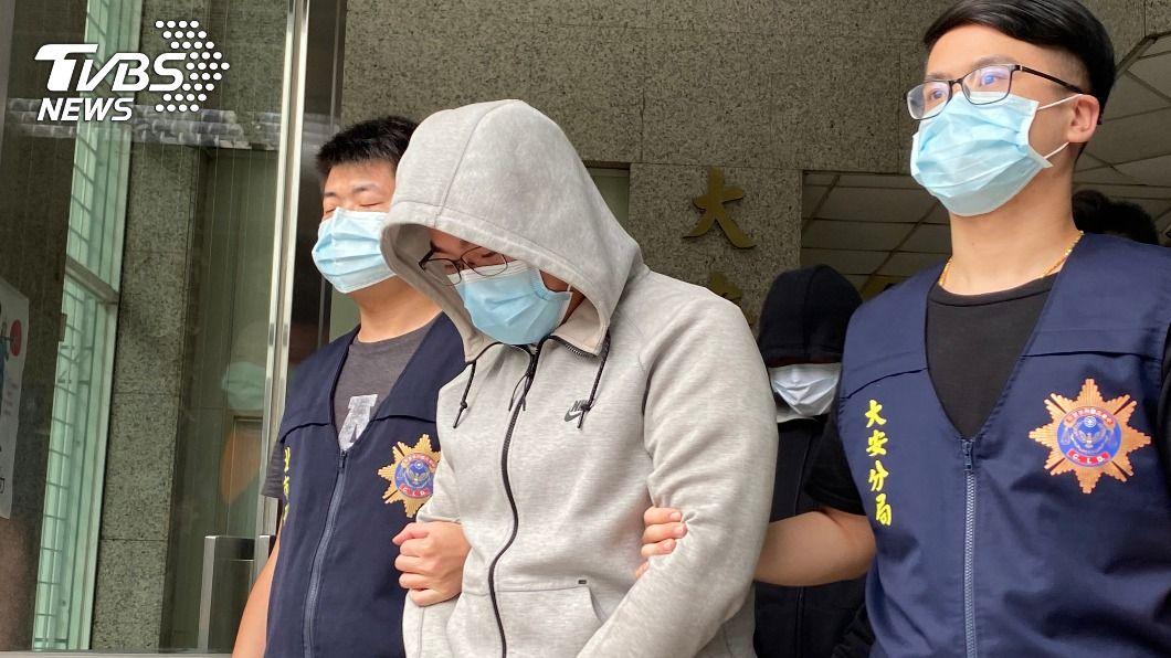 (圖/中央社) 保護傘潑糞案涉教唆3嫌收押 法官認有串供再犯之虞