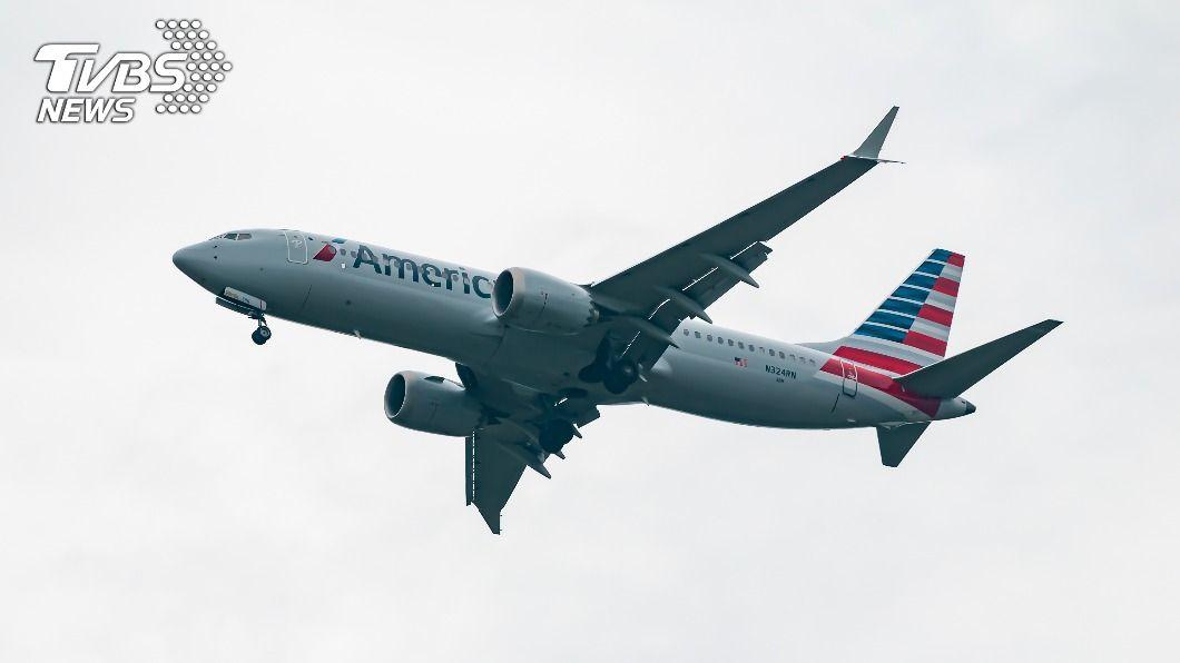 美航表示,計劃年底前讓波音737 Max型噴射客機復飛。(示意圖/shutterstock 達志影像) 737 Max客機重飛天際 美航計劃年底前實現