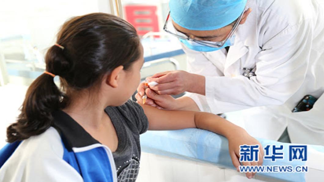 圖/翻攝自 新華網 新冠疫苗三期試驗結果未出爐 浙江搶先開打