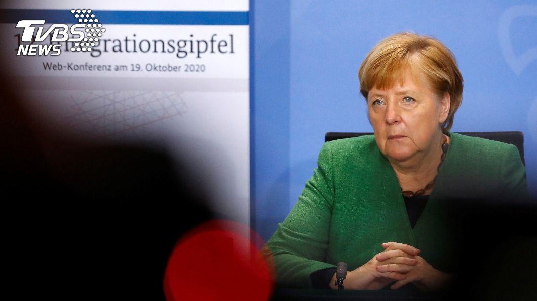 德國總理梅克爾。(圖/達志影像美聯社) 梅克爾籲德國企業分散風險 拓展亞太地區新市場