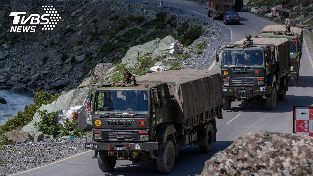 圖/達志影像美聯社(示意圖) 解放軍跨越中印邊境遭逮 陸:找氂牛迷路