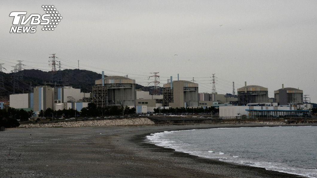 韓國月城核電廠。(圖/達志影像美聯社) 韓國月城核電廠1號機將除役 估至少花費15年