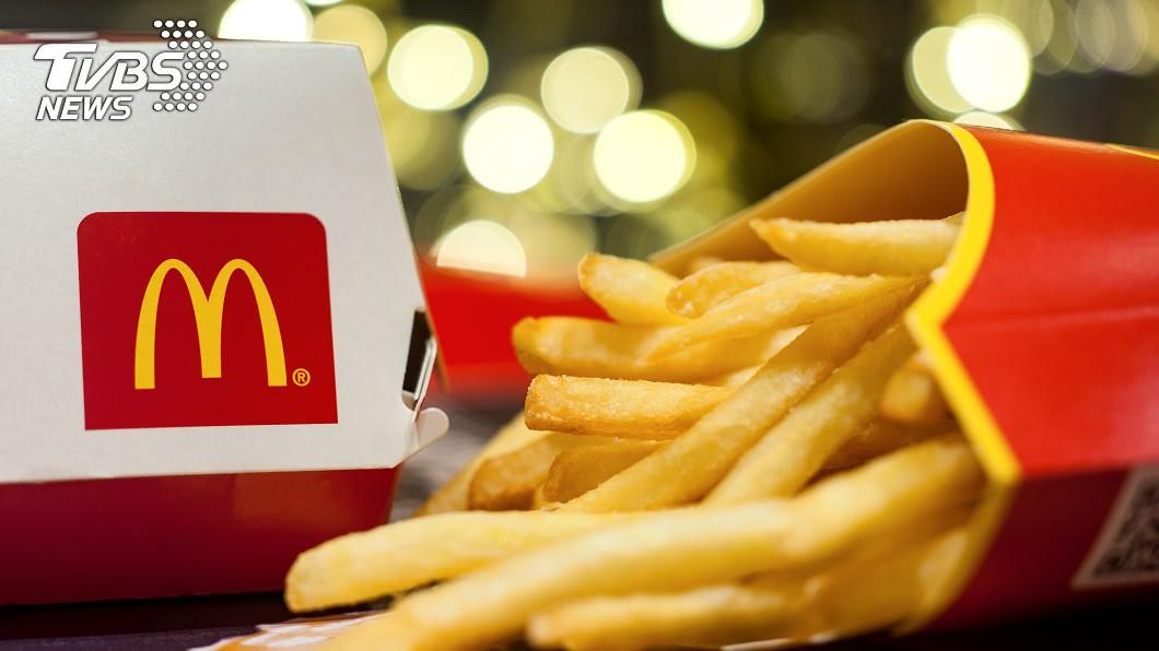 示意圖/shutterstock/達志影像 麥當勞員工曝點餐秘辛 多說「一句話」薯條保證現炸
