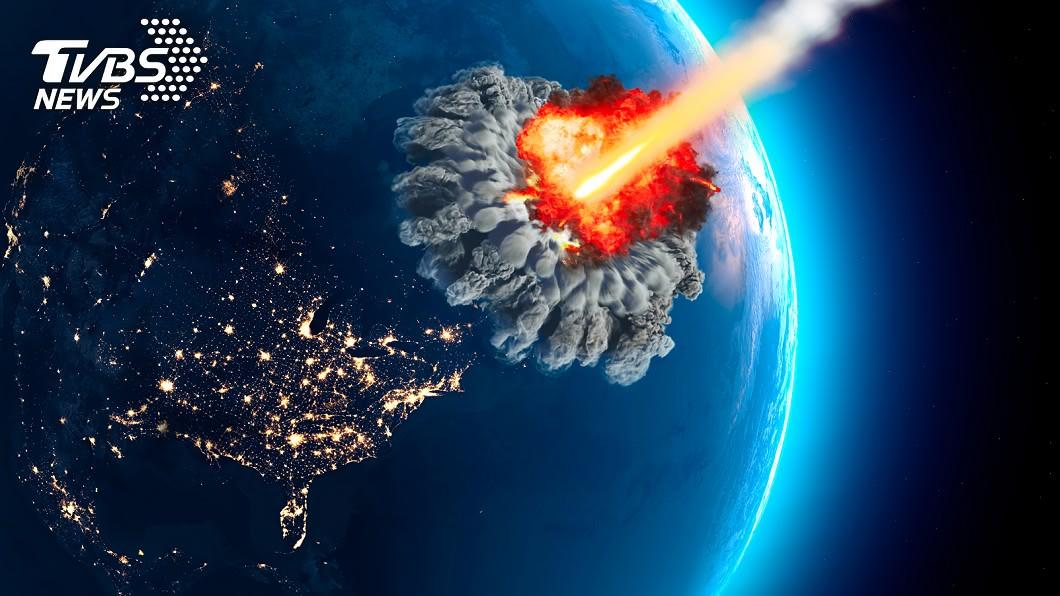 (示意圖/shutterstock達志影像) 末日倒數?天文學家證實「行星撞地球」:美選前一天