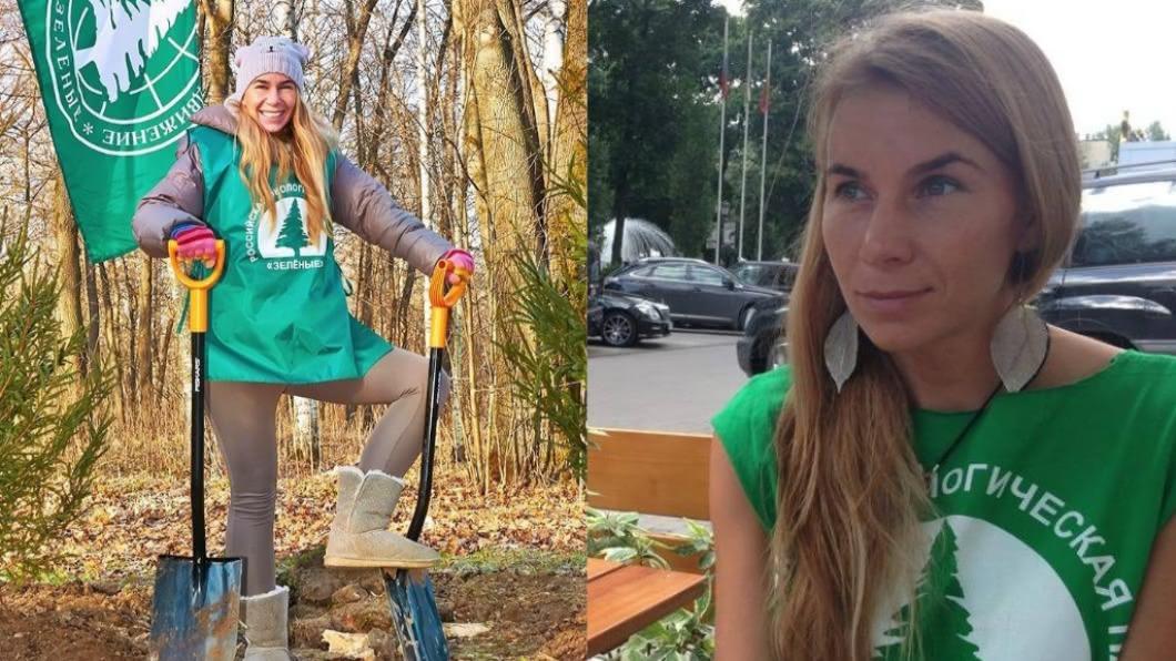 俄羅斯生態學家阿斯塔維娜。(圖/翻攝自Alexandra Astavina臉書) 喝果汁突休克!她遭「埋伏螫傷」身亡 凶手躺桌狂抽搐