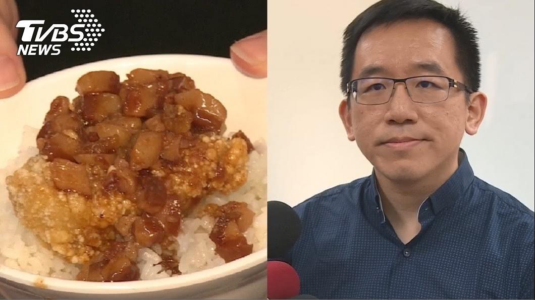 陳致中日前質詢時建議高雄辦肉燥飯大賽。(圖/TVBS資料照) 肉燥飯大賽火速辦 陳致中:「這就是高雄人要的!」