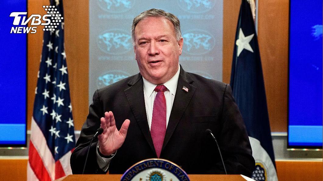 美國務卿龐佩奧。(圖/達志影像美聯社) 台灣駐斐濟人員遭陸外交官打傷 美國務卿發言相挺