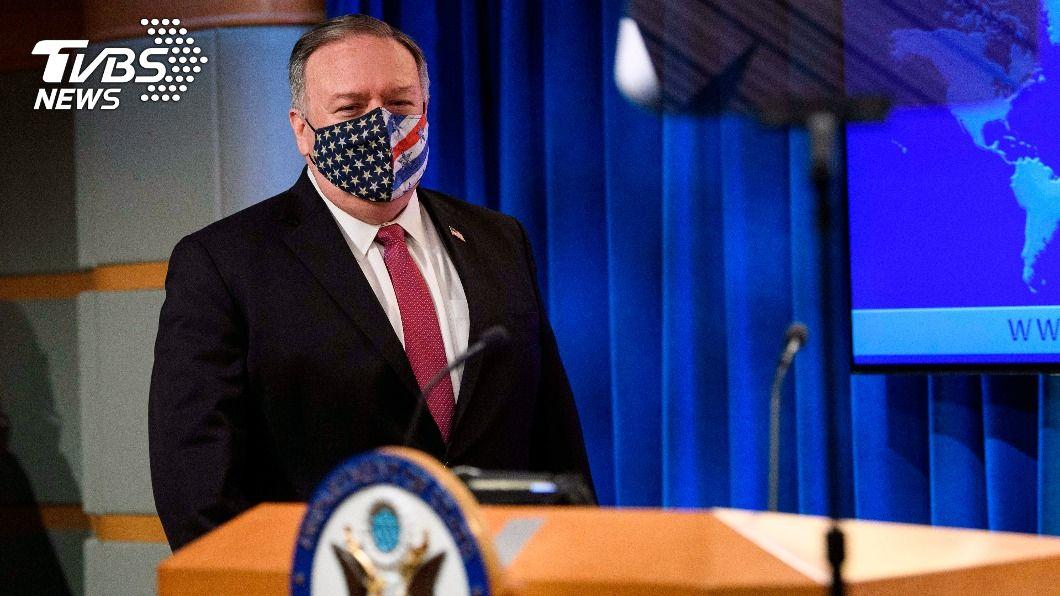 美國國務卿龐佩奧。(圖/達志影像美聯社) 龐佩奧下週起訪亞洲4國 擬提及中國大陸威脅