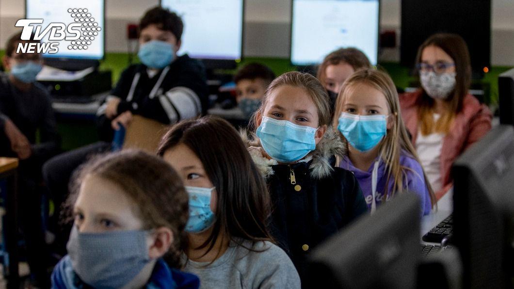 (圖/達志影像美聯社) 德義疫情升溫愛爾蘭恢復封鎖 歐洲醫療再遇危機
