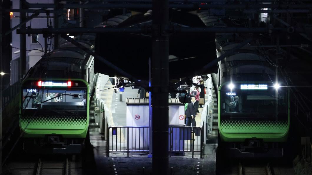圖/達志影像美聯社 掃興!JR東日本末班車 將提早30分鐘收班