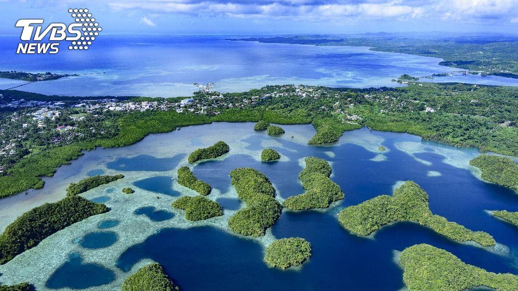 (示意圖/shutterstock 達志影像) 旅遊泡泡時程未定 外交部:帛琉對防疫有疑慮