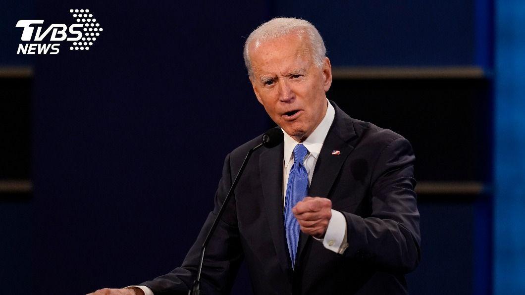 美國總統候選人拜登。(圖/達志影像美聯社) 最終辯談疫情 拜登:川普害死那麼多人不能連任