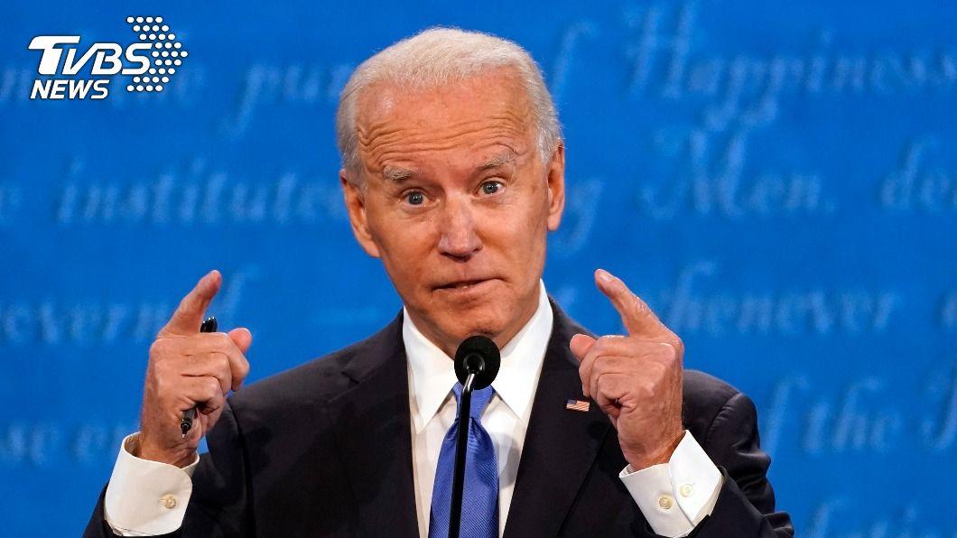 美國民主黨總統候選人拜登。(圖/達志影像美聯社) 延續歐巴馬健保 拜登公布「拜登健保」方案